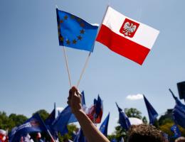 UE W POLSCE – POLSKA W UE