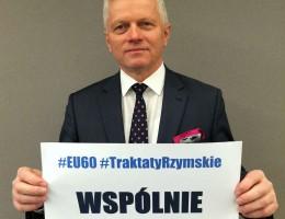 25 marca 1957 roku narodziła się Wspólnota Europejska – rocznica Traktatów Rzymskich