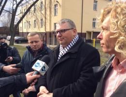 Minister Szyszko nominowany do posadzenia drzewa