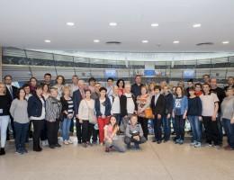 Nauczyciele z powiatu ostrzeszowskiego odwiedzają Brukselę