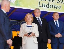 Święto Ludowe w powiecie kaliskim