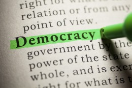 Zarząd Europejskiej Fundacji na rzecz Demokracji