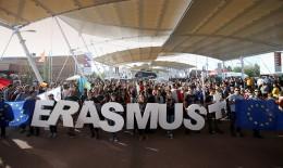 Erasmus ma 30 lat. W sesji w Strasburgu wzięli udział studenci