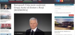 Andrzej Grzyb dla Energetyka24 o rozporządzeniu nawozowym UE