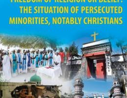 Prześladowanie mniejszości religijnych tematem wysłuchania podkomisji praw człowieka PE