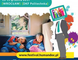 8. Międzynarodowy Festiwal HumanDoc we Wrocławiu
