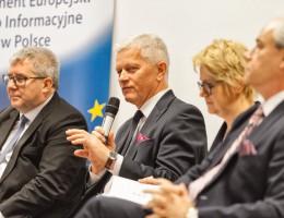 """""""Unia zmienia WielkoPolskę"""" – debata z udziałem posłów do PE z regionu"""