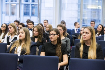 The future of Europe - seminar with proffesors, students and MEPs
