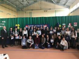 Konkurs wiedzy o UE w ZSP w Słodkowie
