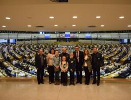 Z wizytą w Brukseli