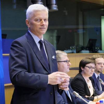Europe at Wielkopolska Easter Table - Conference : ' Community-led Local Development in Wielkopolska '
