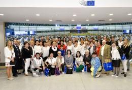 Wielkopolskie Forum Kobiet z wizytą w Brukseli