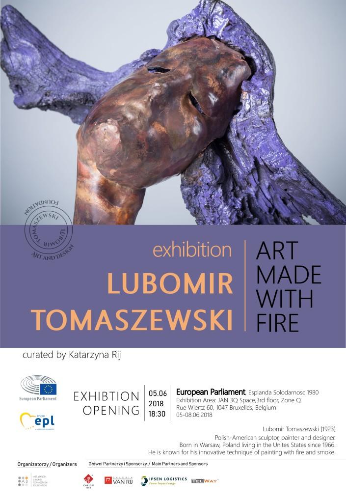 e-platat EN EP Tomaszewski exhibition