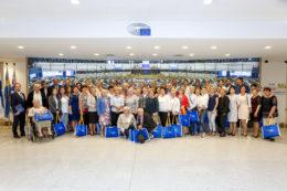 Aktywni społecznie z wizytą studyjną w Brukseli