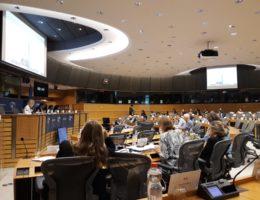 """Debata """"W obronie prześladowanych chrześcijan – poseł Andrzej Grzyb sprawozdawcą PE do zmian polityk UE na rzecz wolności religii na świecie"""