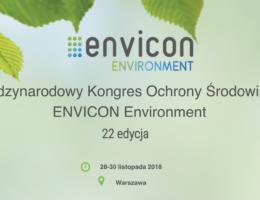 XXII Międzynarodowy Kongres ENVICON Environment