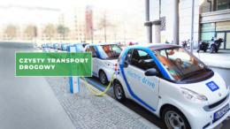 Sektor publiczny UE zainwestuje w czyste i nowoczesne pojazdy walcząc ze smogiem