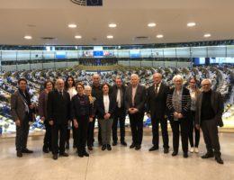 Wizyta burmistrzów oraz radnych bretońskich gmin