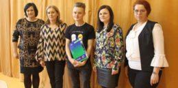 VII Międzyszkolny Konkurs Wiedzy o Unii Europejskiej  w SP nr 3 w Kaliszu