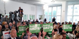 Konwencja Koalicji Europejskiej w Poznaniu – dr Andrzej Grzyb poseł do PE