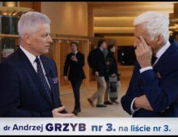 dr Andrzej Grzyb i prof. Jerzy Buzek o tym co zrealizowane w Parlamencie Europejskim 2009-2019