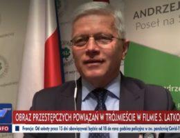 """""""Minęła 20"""" w TVP INFO 14.01.2021r. z udziałem Posła Andrzeja Grzyba"""