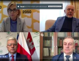 O wolności mediów w programie Lustra 15.02.2021r.