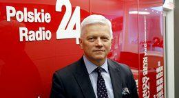 Poseł Andrzej Grzyb gościem audycji w Polskie Radio 24  17.03.2021r.