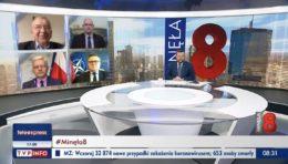 Poseł Andrzej Grzyb w Minęła 8 01.04.2021r.